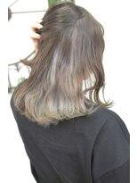 ヘアーサロン エール 原宿(hair salon ailes)(ailes原宿)style341 インナーカラー☆ホワイトラベンダー