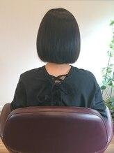 ビクンスト(BIKUNST)うるつやさらさら自然な内巻き縮毛