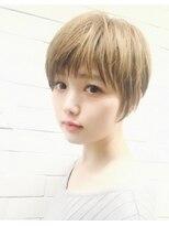 シータ(sheta)【sheta/三畑賢人】大人かわいい前下がり小顔丸みショート