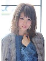 ルーチェ ヘアサロン(Luce hair salon)透明感スタイル