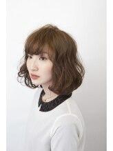 ヘアースペース アモール(Hair Space Amor)大人ガーリーボブ