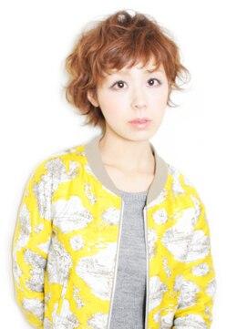 イリス(Iris.)ショートパーマ★ BS