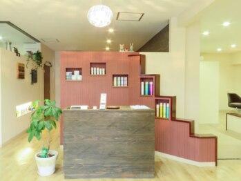 美容室 そらの写真/アットホームな雰囲気で、大型店が苦手・緊張しちゃうという方も是非!初めてでも気軽に通えるサロン♪
