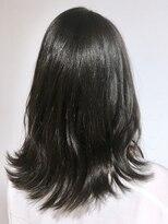 ヘアサロン レア(hair salon lea)【LEA赤羽 山本】ブルーグレーオン ロブ