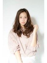 ヘアーメイクミキ 上野本店(hair make MIKI)ロング・ウェービースタイル