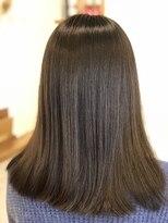 エノワ ヘアラウンジ 浦和駅西口本店(enowa HAIR LOUNGE)[浦和駅/enowa]ツヤ感マックスミディアム