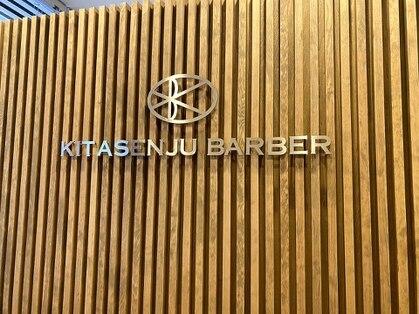 キタセンジュバーバー バイ ティーズ(KITASENJU BARBER by T's)の写真
