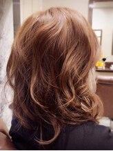 プティパ ヘアーアトリエ(petit pas hair atelier)30代40代にオススメ大人可愛いスタイル
