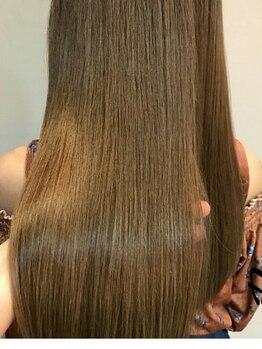 """ヘアサルーンフラミンゴ(Hair saloon FLAMINGO)の写真/悩みを魅力に変える施術と提案力に定評あり◎髪質改善に特化したメニューと技術でなりたいを""""カタチ""""に♪"""