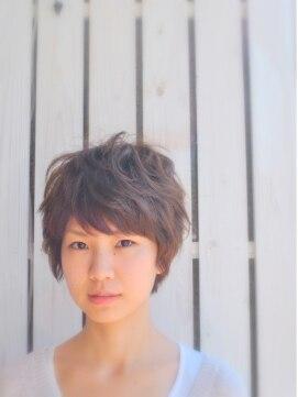 ヘアー ライフ トゥルース(Hair Life truth)☆ナチュラルショート☆