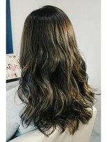 ルーナ ヘアラウンジ(Luuna hair lounge)3Dカラー