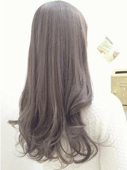 ビーチ(Beach)の写真/乾燥やダメージでパサつく毛先もなめらかに☆TOKIOトリートメントで密度の高い自然なツヤ髪を手に入れて☆