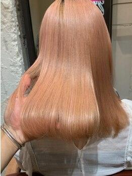 ジェム(gem by BUDDY HAIR)の写真/BUDDYが独自開発した髪質改善トリートメント【リューレント】このサラツヤ感☆一度ハマったらやめられない!