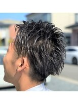 ヘア ミール(hair mirle)メンズカット