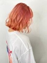 ソース ヘア アトリエ 京橋(Source hair atelier)ペールピンク
