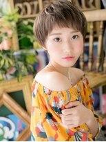 *+COVER HAIR+*…ガーリーショート★小顔ラブカジュアルa