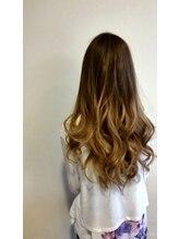 アッドランプ ヘアー 長良店(add Lamp hair)design color