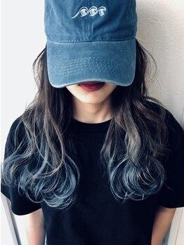 ヘアー ラボ(Hair Labo)の写真/私のカワイイ×キレイを作ってくれる!髪伸ばし中のスタイルチェンジは【Hair Labo】にお任せ★