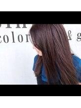 シンプル カラーショップアンドグッズ(sinple color shop&goods)N.color ベリーショコラ x チェリー