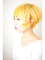 サウンドヘアデザイン(sound hair design) ★soundhairdesign★Neon Yellow