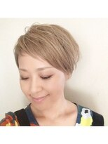 ヘアアンドビューティー クローバー(Hair&Beauty Clover)designer's short