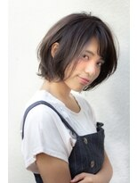 ★hair LOGiA★ 〇くびれショート 〇アレンジスタイル