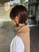 ヘアメイク シュシュ(Hair make chou chou)アッシュブラウンネオウルフ30代40代
