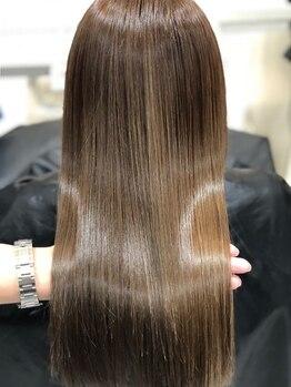 プログレス 成田店(PROGRESS by ヂェムクローバーヘアー)の写真/TOKIOトリートメント取扱い有り♪こだわりの薬剤でしっとりorうる艶。髪質に合わせた極上トリートメント!