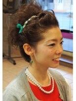 エクシーオザワ(EXY OZAWA)ショートアレンジスタイル
