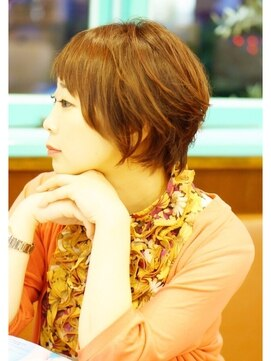 エアリー ヘアーデザイン(airly hair design)[airly]short&natural