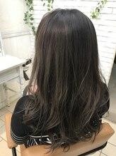 ヘアメイク プラティハ(hair make Platiha)外国風なハイライトカラー♪