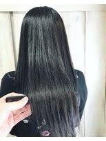 アンフィフォープルコ(AnFye for prco)【AnFyeforprco】艶髪を作る♪ジュエリーシステム×縮毛矯正