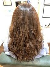 ディープ ヘアースペース(Deep hair space)ふわふわデジタルパーマ