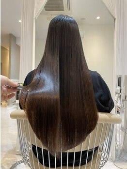 """ワタイ(Watai)の写真/くせやうねりでお困りの方へ―髪質改善・美髪で話題の""""Watai""""で諦めていたお悩みも解消。健康的な美髪へ"""