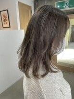 ローレンプラス(LOREN+)【LOREN+】モーブシアーカラー