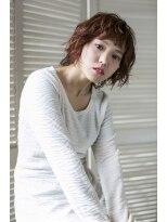 ルース ヘアアンドメイク(Luz hair&make)グロッシーボブ