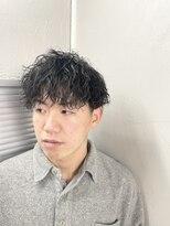 アブアイロス(LOSS)【stylist/shogo】somperm/softtwist spiral