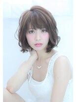ソース ヘア アトリエ(Source hair atelier)【source】ルーズニュアンスパーマ