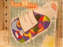 サンシャイニー(Sun Shiny)の雰囲気(店内には手作りの小物がいっぱいあるよ♪)
