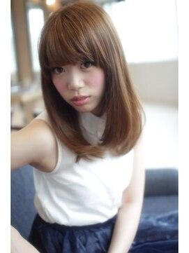 アグ ヘアー カーディナル 片町店(Agu hair cardinal)ナチュラルストレート