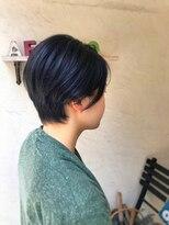 ヘアーメイク アフィーノ(hair make affino)襟足スッキリショート