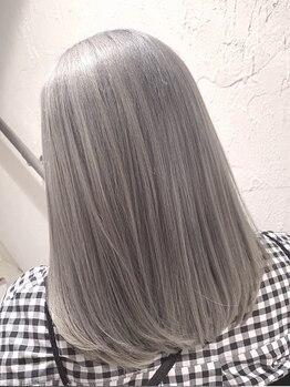 ラフィス ヘアー ヴォーグ 天王寺あべの店(La fith hair vogue)の写真/【Qsモール正面&駅近☆】話題のTOKIOトリ-トメントで髪質改善◎髪の内側からダメ-ジケアで憧れの美髪に…♪