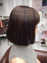 カリーナヘアー(carina hair)セットいらずボブスタイル