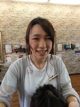 ヘアスタジオ アンジェリカ(Hair Studio Angelica)大久保 香織