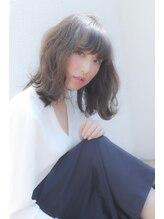 ヘアー ロギア(hair LOGiA)★hair LOGIA★  〇愛されミディ