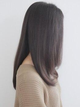 ゾウサン(ZO-3)の写真/全国でも取り扱いサロンが限られている、SNSでも話題のoggiotto取扱い☆くせ毛もまとまるサラサラヘアに♪