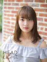 アーサス ヘア デザイン 国立店 (Ursus hair Design by HEAD LIGHT)*Ursus* ナチュラルストレート