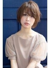 シエル ヘアーデザイン(Ciel Hairdesign)【Ciel】丸味のあるオトナ女性のためのショートボブ