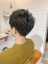 ルルカ ヘアサロン(LuLuca Hair Salon)LuLucaお客様☆スナップ メンズパーマ