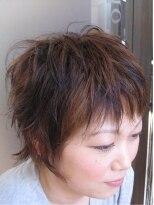 アドゥーヘアー(A do hair)カッコイイショート